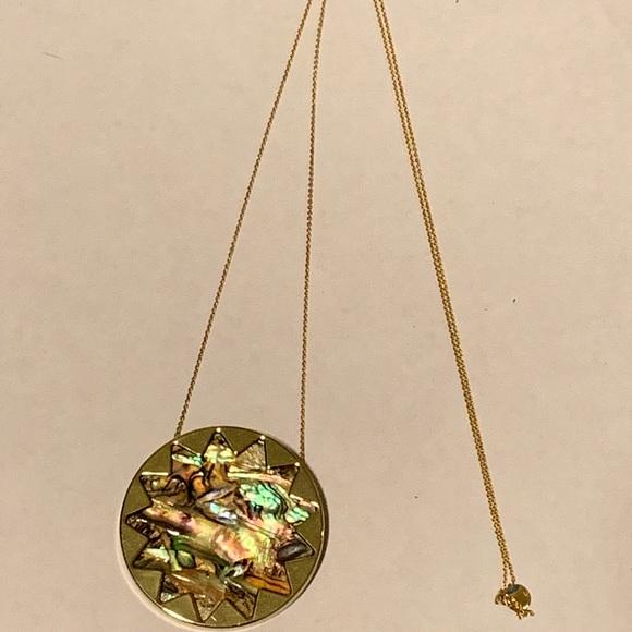 House of Harlow 1960 Jewelry - House of Harlow 1960 Sunburst Pendant Necklace